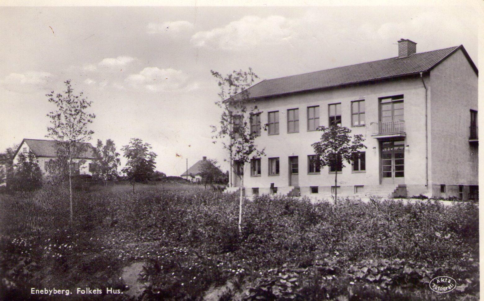 Folkets Hus Enebybergs Gårds Förening