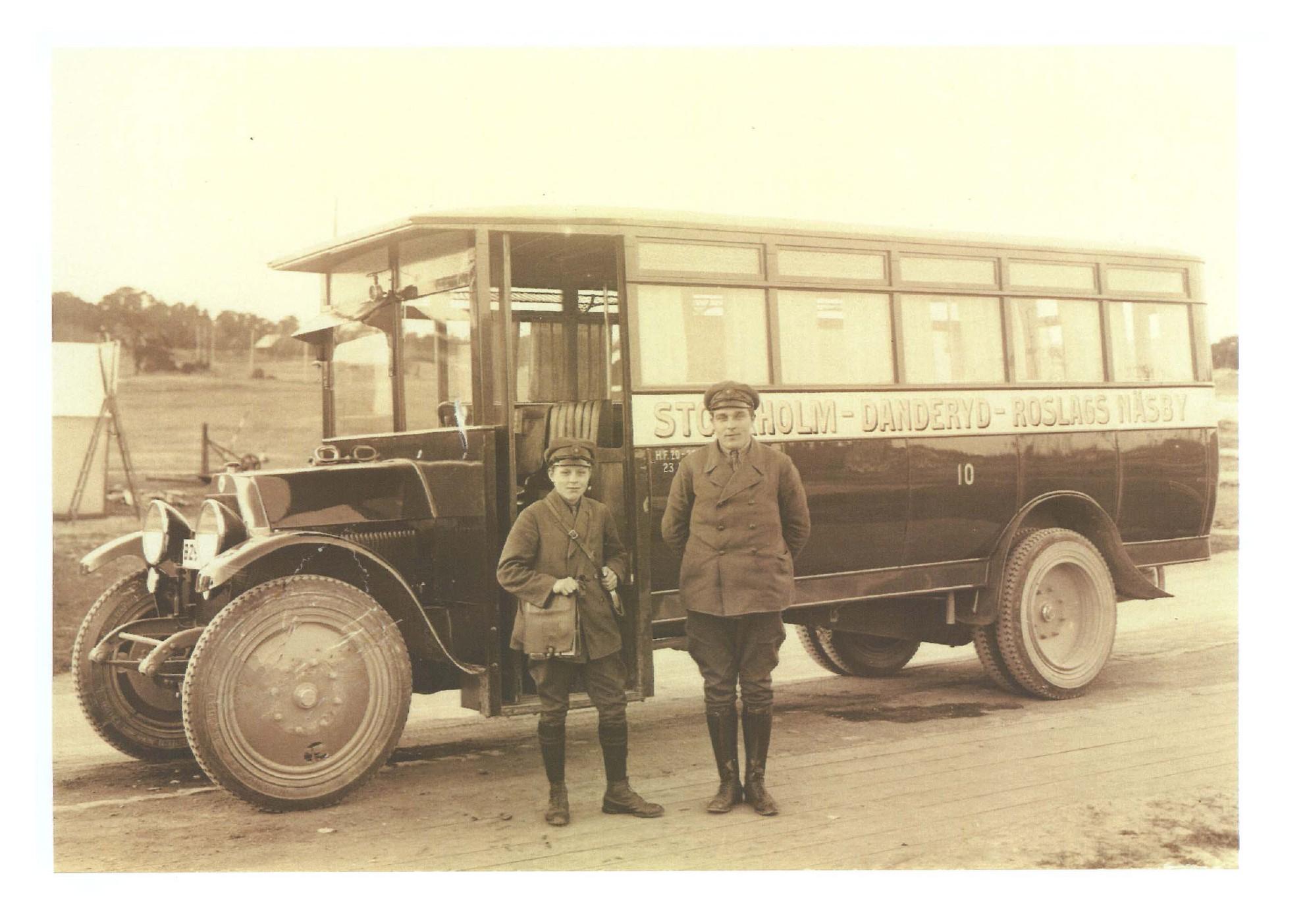 Busspersonal